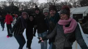 Central Park Skating