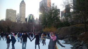 Central Park Skating1
