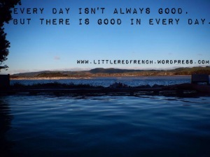Good in Every Day