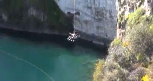 Taupo Bungee Swing 2