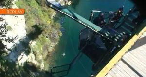 Taupo Bungee Swing